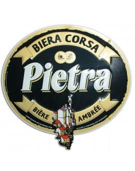 Plaque Métal Pietra